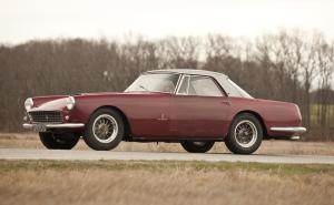 Ferrari 250 Coupe by Pininfarina